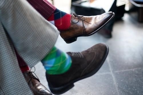 STYLINONYOU #shoes #classic #argyle #fashion #gentlemen #style