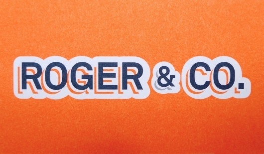 Roger & Co. #card #business