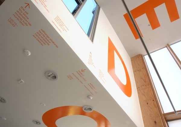 Best Awards Massey University, CoCA. / Te Ara Hihiko #design #graphic #signs