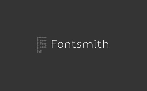 fontsmith logo design #logo #design