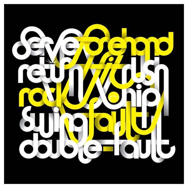 Amazing Typography Artworks by Jordan Metcalf #typography