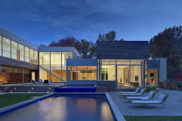 Shaker Heights Residence by Dimit Architects #architecture