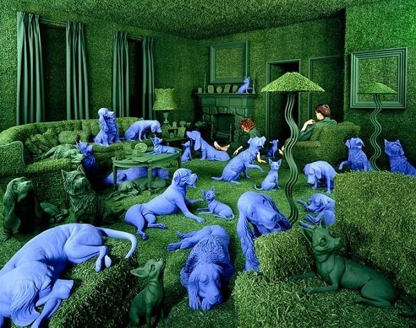 Buamai - Designaside » Sandy Skoglund #sandy #photography #colors #skoglund #art