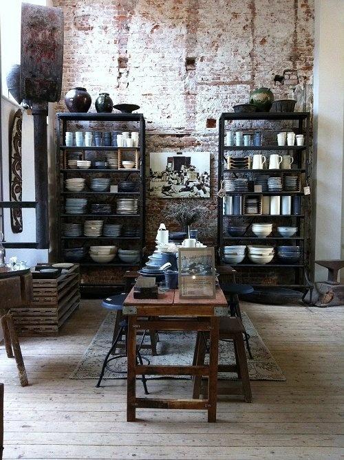 denØFopulence #interior #design #living #shelves #style