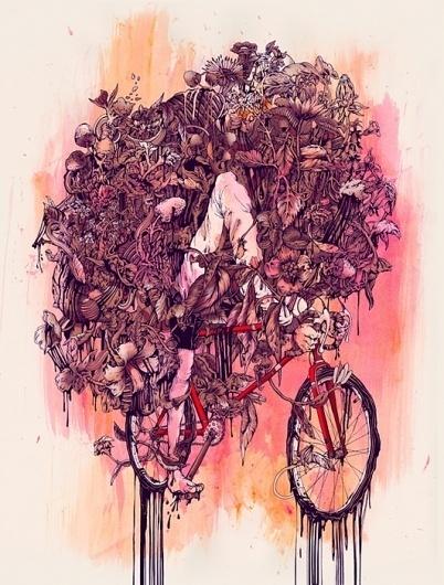 Recent : Pat Perry #illustration
