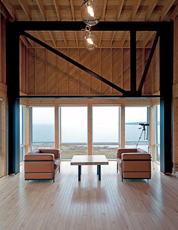 Cliff House / Mackay Lyons Sweetapple Architects #scotia #nova