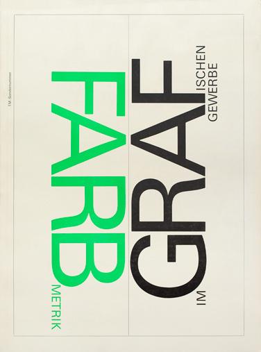 Cover from 1966 Typographische Monatsblätter issue 12 #berman #grids #design #cover #felix #typography