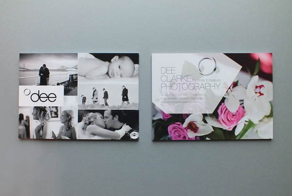 Dee Clarke Photography Flyers by Gorilla Grafiks #flyers #promotion #photography #postcards
