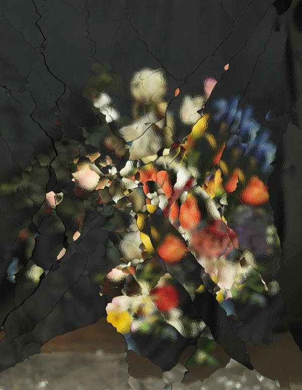 Ori Gersht   PICDIT #photo #design #photography #art #flower