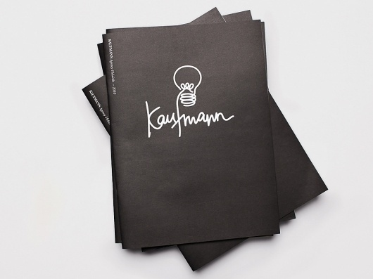 Kaufmann   Shiro to Kuro #print #magazine