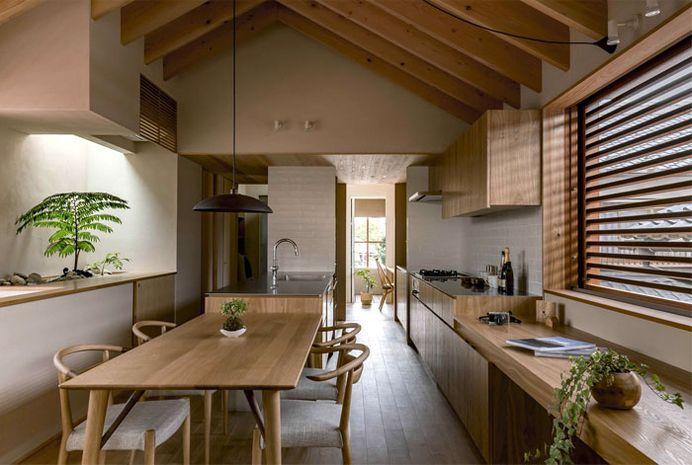 Merveilleux Japan Micro House With Small Zen Garden   InteriorZine #decor #interior  #home