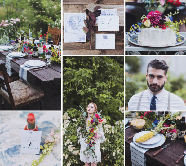 collage #red #stationary #invitation #card #hipster #floral #bride #photography #soft #fashion #wedding #kinfolk #flowers