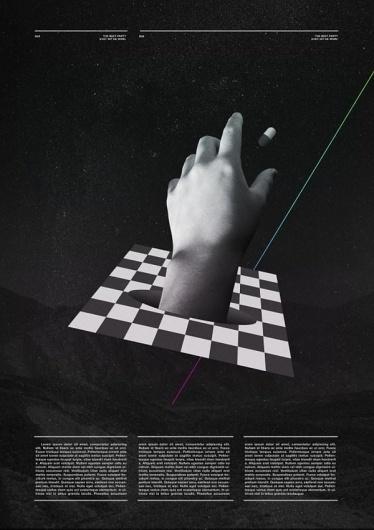 808 on the Behance Network #drugs #design #nicolas #poster