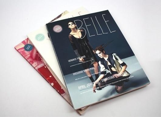 Belle Magazine - ashleyrtipton #magazine