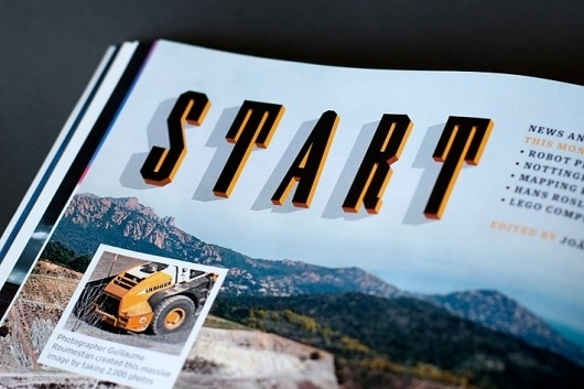 Wired Magazine Typeface « Studio8 Design #lettering #studio #8