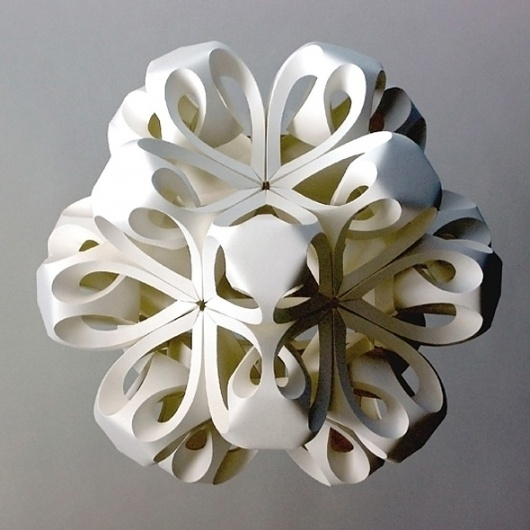 Sculptures by Richard Sweeney | News and views #model #sculpture #paper
