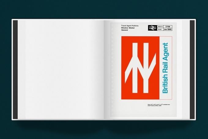 British Rail Corporate Identity Manual http://kck.st/1XjHYUk A high spec reproduction of the iconic British Rail Corporate Identity Manual #british #branding #print #design #graphic #book #travel #guidelines #transport #identity #rail #britishrail