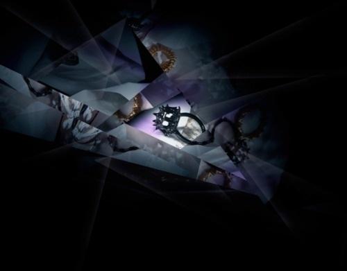 SMITH/GREY #pattern #smithgrey #black #jewellery #night #ring #peculiar