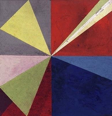 BINKUM #flipped #stencil #study #colour #gouache