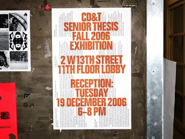 Design Context .: May 2010 #centred #colour #poster