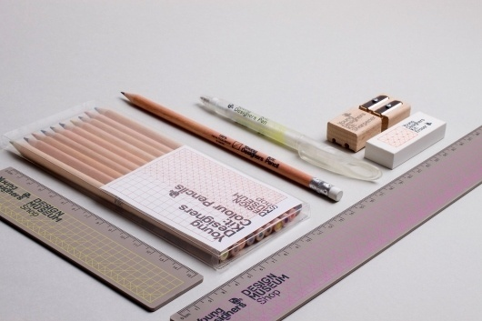 Build— +44(0)208 521 1040 / DM-Young Designers Kit #design #pencil #ruler #helps