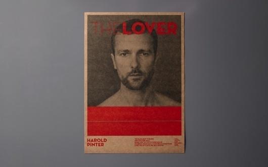 SI Special – Brogen Averill | September Industry #thelover #theatre #print #pinter #lover #harold