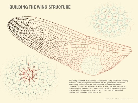 Building the wing structure