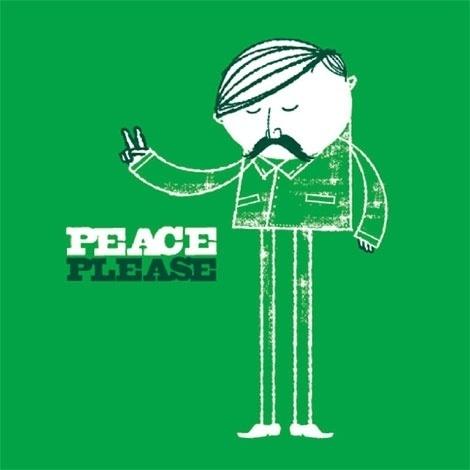 FFFFOUND! #edit #sasha #grain #barr #peace #please