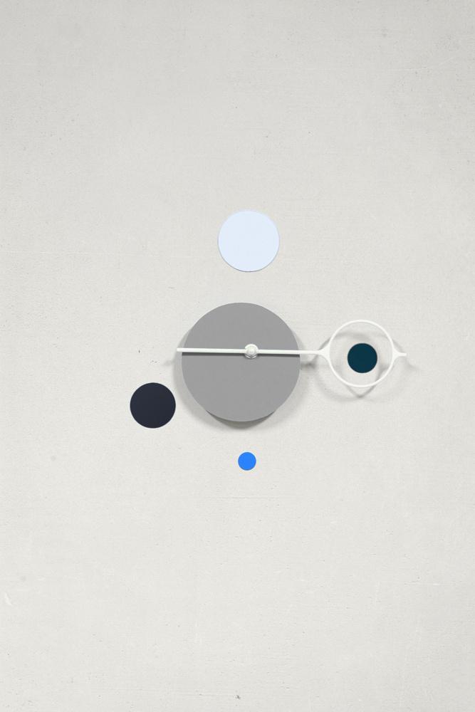 Studio Nitzan Cohen » DIY_Uhr #clock #watch