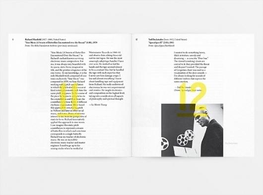 OHM – Chris Sherron #print #layout #book