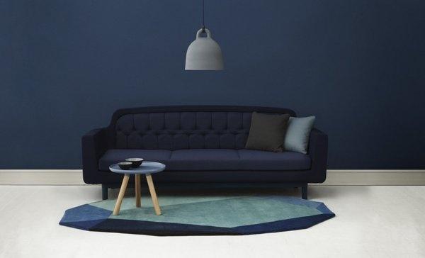 2013 Normann Copenhagen Onkel Sofa Skeletal #interior #design #decor #home #furniture #architecture
