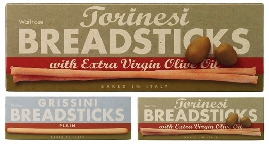 Award-winning package design from The Dieline: idsgn (a design blog) #breadsticks #food #duckworth #turner #package