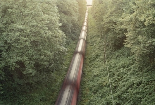 Tim Barber Photography #train #motion #photography