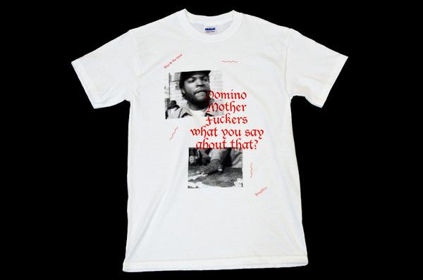 Catalogue Graphic Design, Leeds, UK #gangster #design #tee #shirt