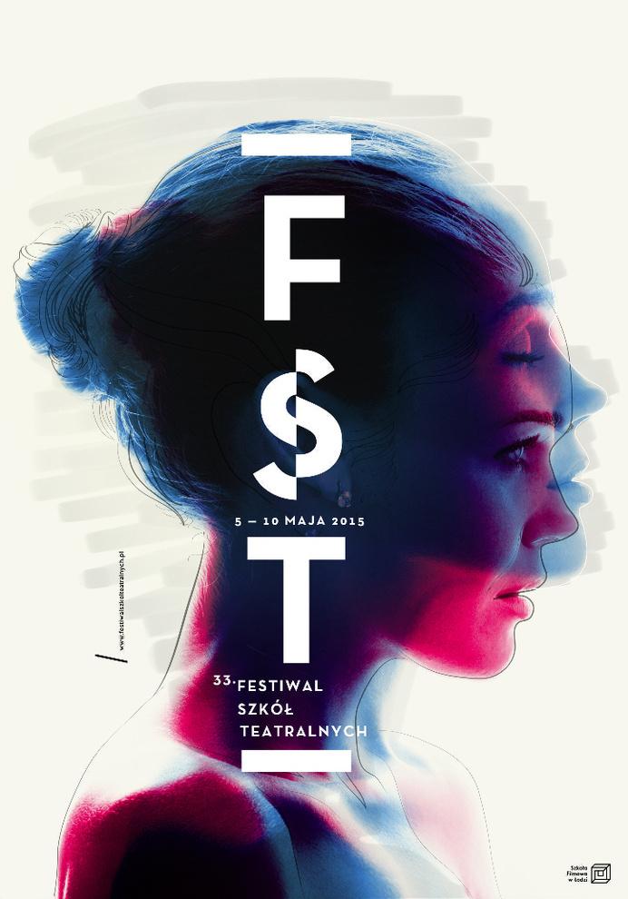 FST Poster by Krzysztof Iwanski #festival #poster