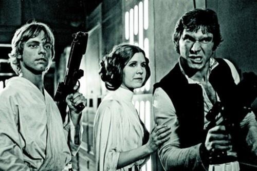 AHONETWO #movie #photo #70s #starwars #film #hansolo