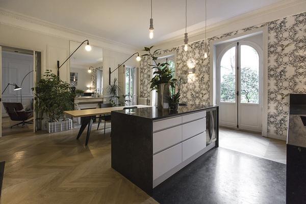 Audrey Magne - Martyrs - Paris #interior #paris #design #architecture #deco