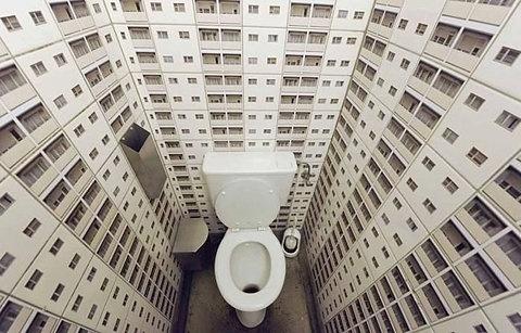 1z2ofgi.jpg (JPEG Image, 850x544 pixels) | NoiseLoop #wallpaper #bathroom