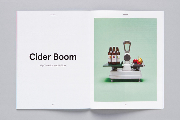 James Kape #title #print #grid #spread #order #type #layout #typography