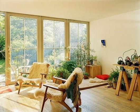 Mark Borthwick's House | The Gorgeous Daily #interior
