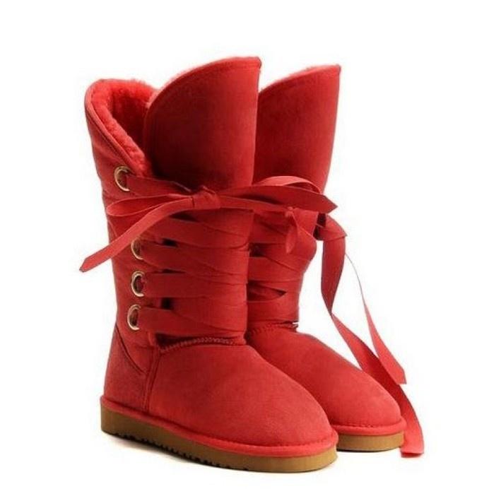 Ugg Women Roxy Tall 5818 Red #women #roxy #ugg