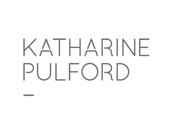 Katharine Pulford | Textile Designer #logo #brand #typography