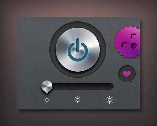 screenshot #off #ux #button #ui #iphone #on