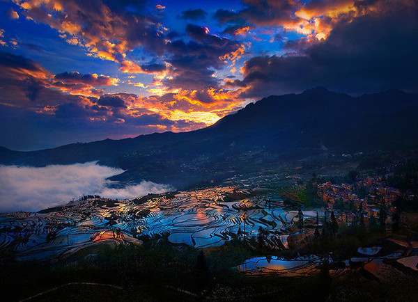 Landscape Photography by Weerapong Chaipuck #inspiration #photography #landscape
