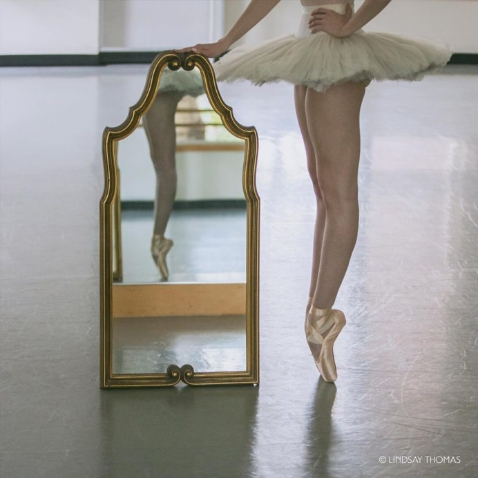 Marvelous Portraits of Ballerinas by Lindsay Thomas