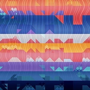 Coded Canvas - Nick Taylor #colorful #generative #geometry #art