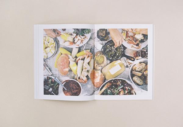 Vol.7 Gallery Kinfolk Magazine #spread #photography #kinfolk #layout #magazine