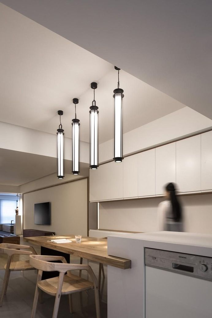 An Elegant Residence Purifying Your Mind, AD Architecture 13