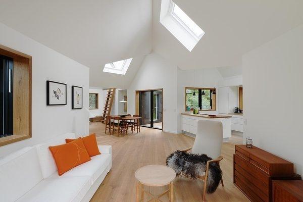 Village House by Powerhouse Company #modern #design #minimalism #minimal #leibal #minimalist