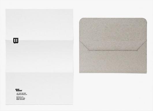 Visual Journal #swiss #brand #identity #minimal